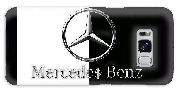 Mercedes-benz Logo Galaxy Case