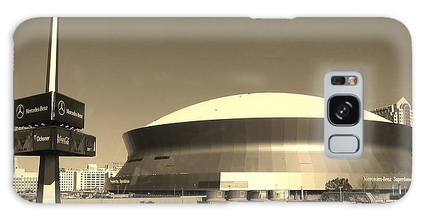 Mercedes Benz Superdome - New Orleans La Galaxy Case