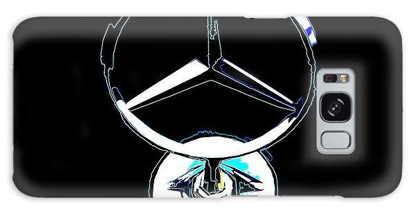 Mercedes Logo 2 Galaxy Case