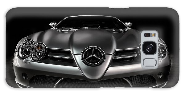 Automobile Galaxy Case - Mercedes Mclaren Slr by Douglas Pittman