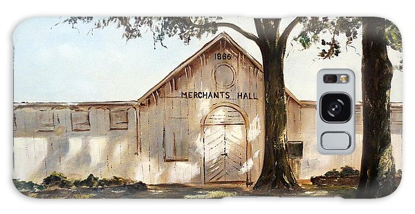 Merchants Hall Galaxy Case