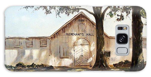 Merchants Hall Galaxy Case by Lee Piper