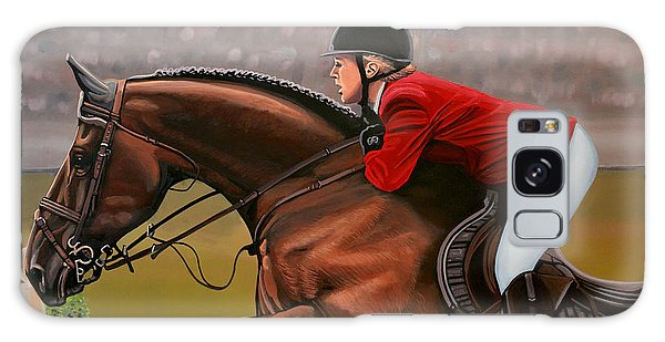 Horse Galaxy Case - Meredith Michaels Beerbaum by Paul Meijering