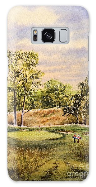 Merion Golf Club Galaxy Case by Bill Holkham