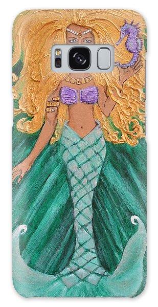 Mermaid Christine Galaxy Case
