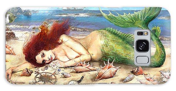 Mermaid Galaxy Case