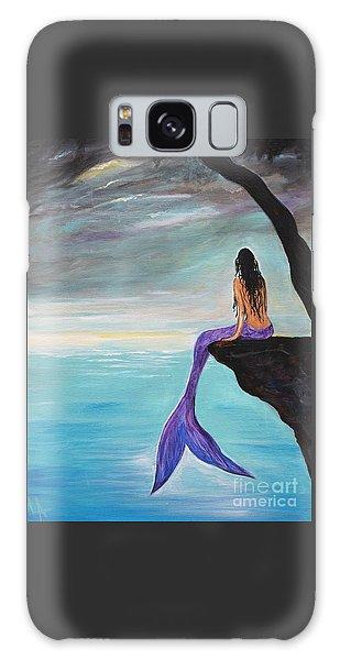 Mermaid Oasis Galaxy Case