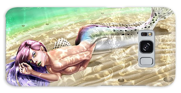 Mermaid - Speckled Trout Galaxy Case