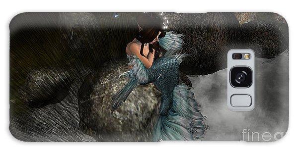 Mermaids Tail Galaxy Case