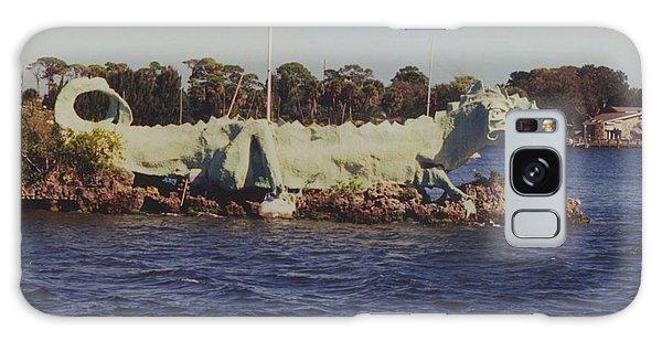 Merritt Island River Dragon Galaxy Case