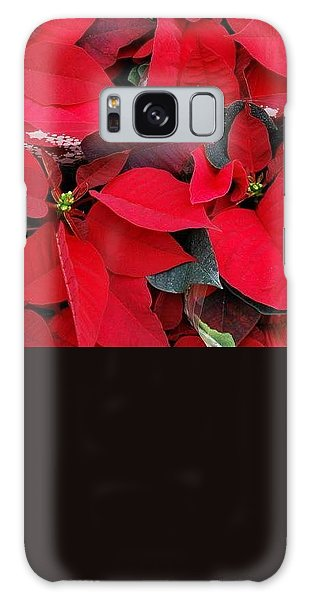 Merry Christmas And Hapy New Year  Galaxy Case by Marija Djedovic