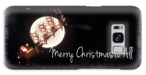 Merry Christmas To All Galaxy Case