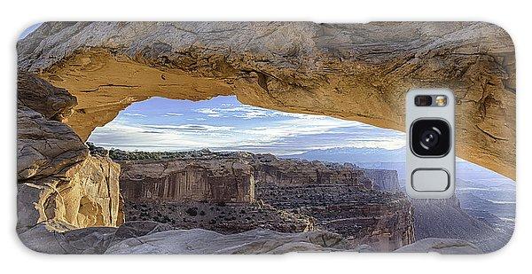 Mesa Arch Canyonlands Galaxy Case