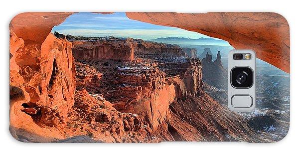 Mesa Arch Frame Galaxy Case