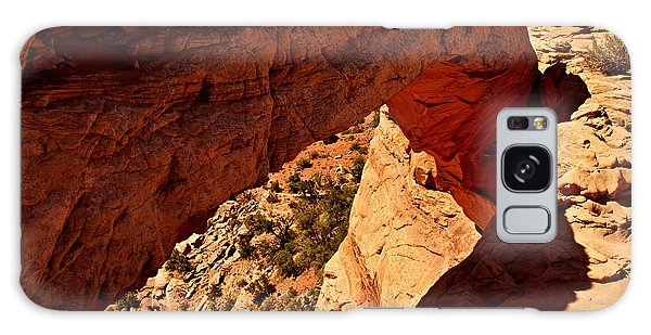 Mesa Arch West Galaxy Case