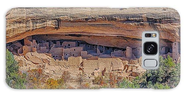 Mesa Verde Cliff Dwelling Galaxy Case
