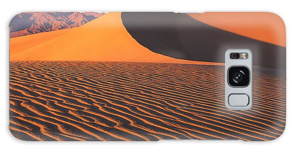 Mesquite Dunes 1-sq Galaxy Case