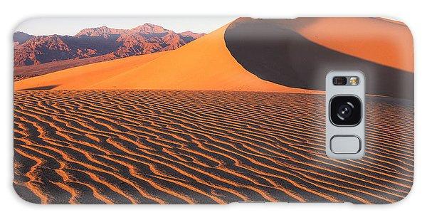 Mesquite Dunes 1 Galaxy Case