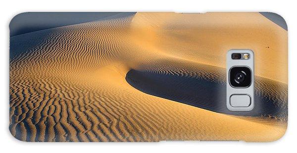 Mesquite Dunes Sunrise Galaxy Case