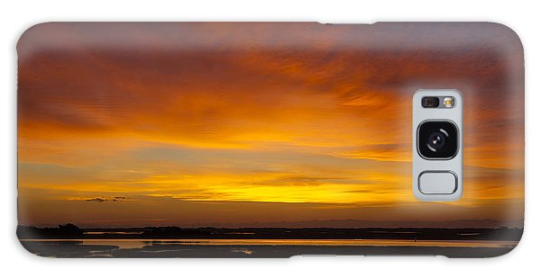 Message From The Universe  Sunrise Photograph By Jo Ann Tomaselli Galaxy Case