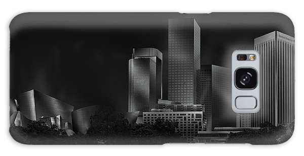 Los Angeles Galaxy Case - Metal Downtown L.a. by Jose Antonio Parejo