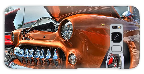 Metal Mouth Hot Rod Galaxy Case by Timothy Lowry