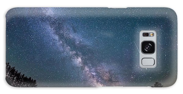 Meteor Milky Way  Galaxy Case
