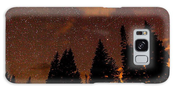 Meteor Shower Galaxy Case