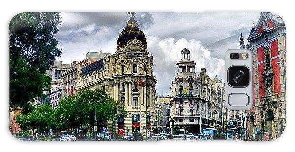 Metropolis Madrid Galaxy Case