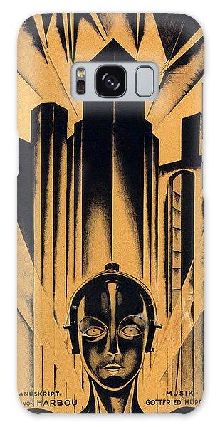 Metropolis Poster Galaxy Case