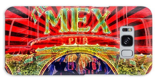 Mex Party Galaxy Case