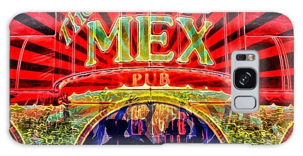 Mex Party Galaxy Case by Richard Farrington
