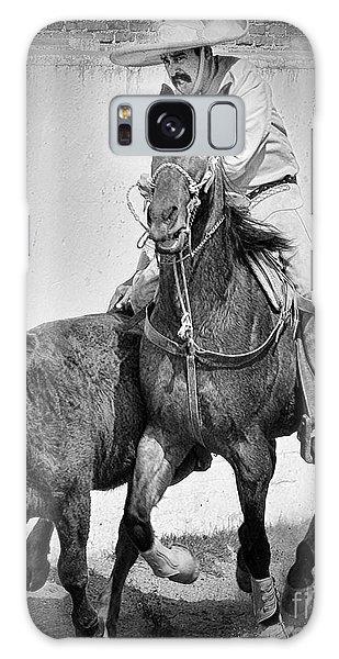 Mexican Cowboy Galaxy Case