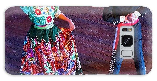 Mexican Folk Dance 12 Galaxy Case