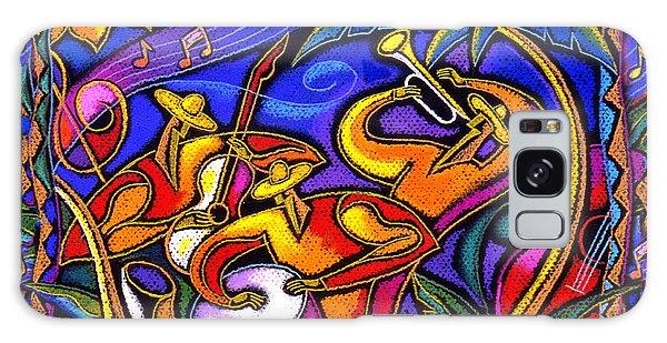 Latin Music Galaxy Case