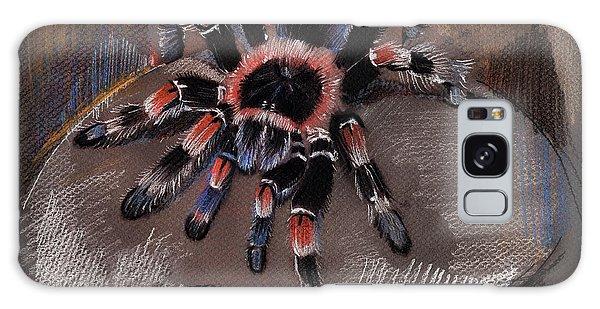 Mexican Redknee Tarantula Galaxy Case