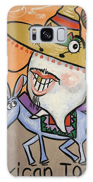 Mexican Tooth Galaxy Case