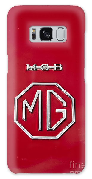 Mg Badge 1 Galaxy Case