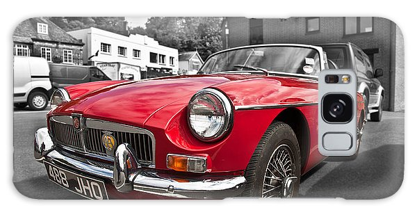 Mgb Gt In Red Galaxy Case