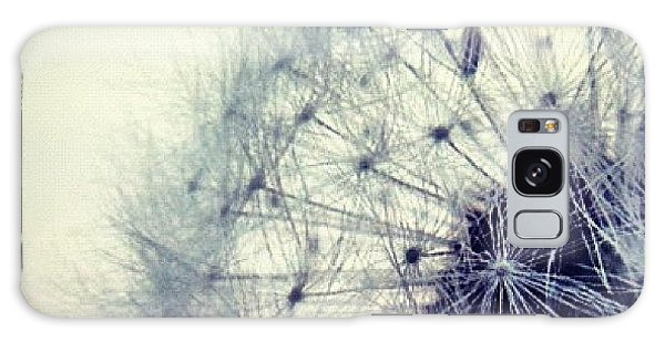 Sky Galaxy Case - #mgmarts #dandelion #love #micro by Marianna Mills