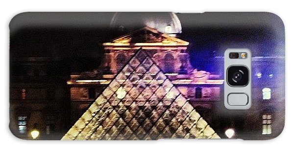 Amazing Galaxy Case - #mgmarts #louvre #paris #france #europe by Marianna Mills