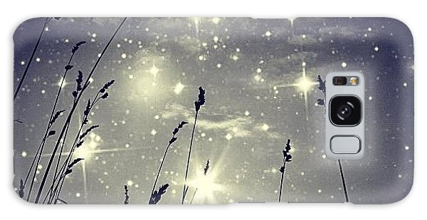 Blue Galaxy Case - #mgmarts #mysky #wish #life #simple by Marianna Mills