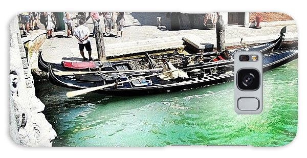 Transportation Galaxy Case - #mgmarts #venice #italy #europe #canal by Marianna Mills
