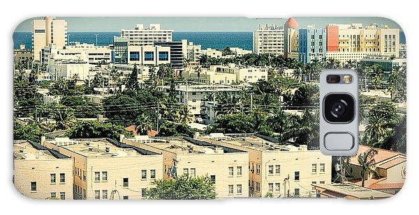 Miami Beach-0156 Galaxy Case