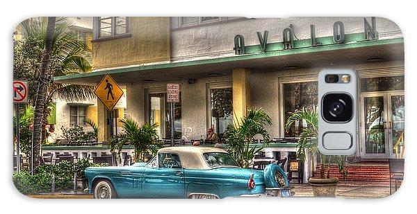 Miami Beach Art Deco 1 Galaxy Case by Timothy Lowry
