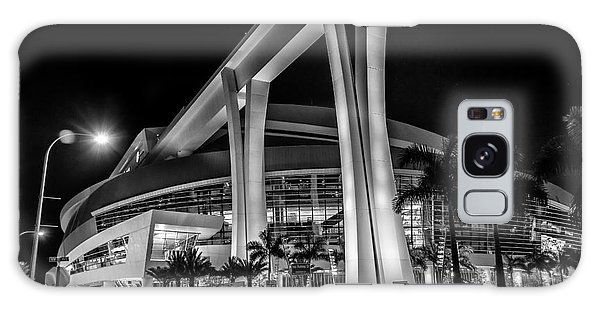 Miami Marlins Park Stadium Galaxy Case