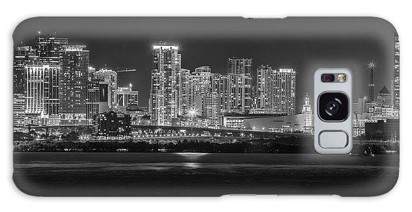 Miami On A Clear Summer Night Galaxy Case