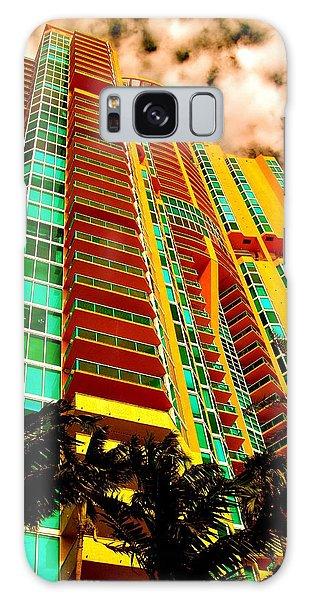 Miami South Pointe II Highrise Galaxy Case