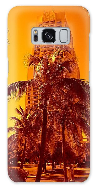 Miami South Pointe Iv Galaxy Case