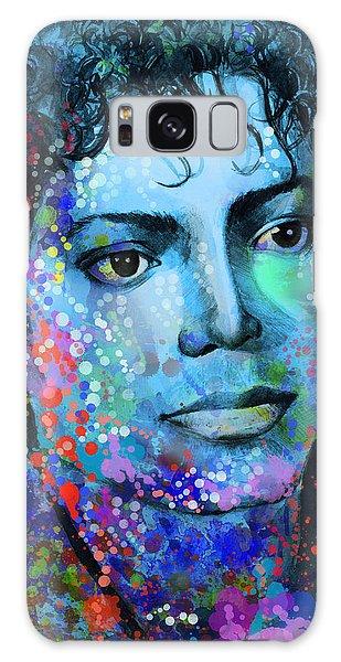 Michael Jackson 14 Galaxy S8 Case